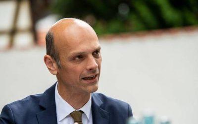 Zwingenbergs Bürgermeister Holger Habich strebt dritte Amtszeit an