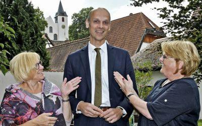 Holger Habich will Rathauschef bleiben